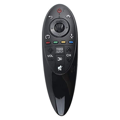 Easyeeasy An-Mr500G Control Remoto para LG Dynamic Smart 3D TV Control Remoto Voz TV inalámbrico portátil Control Remoto Inteligente