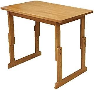 高さが3段階に変わるテーブル
