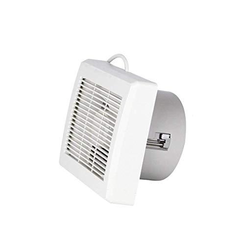 LANDUA Extractor De Aire Cuarto De Baño, Ventilador Silencioso For Una Mejor Circulación del Flujo De Aire del Aire del Hogar De Bajo Ruido para