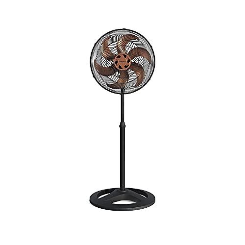 Ventilador de Coluna Oscilante, Turbo 6 Pás Premium, Bronze, 40cm, 127v, Ventisol
