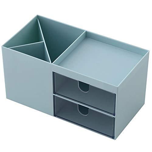 YUMEIGE Kosmetische Aufbewahrungsbox Kosmetischer Aufbewahrungsbehälter, Transparente Schublade,...