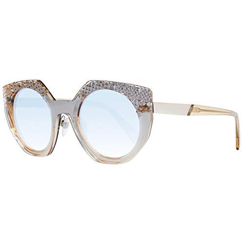 DIESEL DL0258 0057X Diesel Sonnenbrille Dl0258 0057X Groß Sonnenbrille 140, Braun