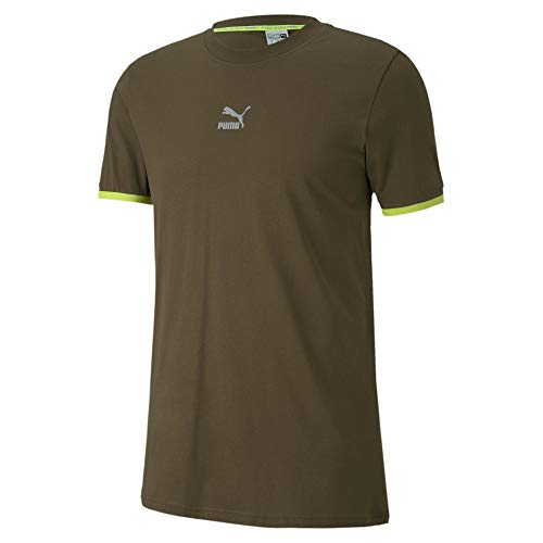 PUMA Tailored for Sport Herren T-Shirt Dark Olive L
