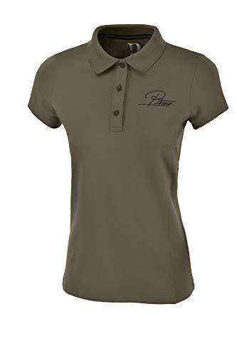 PIKEUR Damen T-Shirt BONNY, olive tree, 40