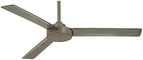 """Minka-Aire F524-DRF Roto 52"""" Ceiling Fan with Wall Control, Driftwood Finish"""