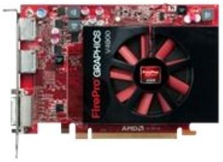 Driver: AMD FirePro V4900 (FireGL V) Graphics Adapter