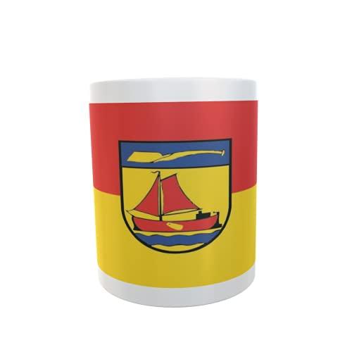 U24 Tasse Kaffeebecher Mug Cup Flagge Ostrhauderfehn