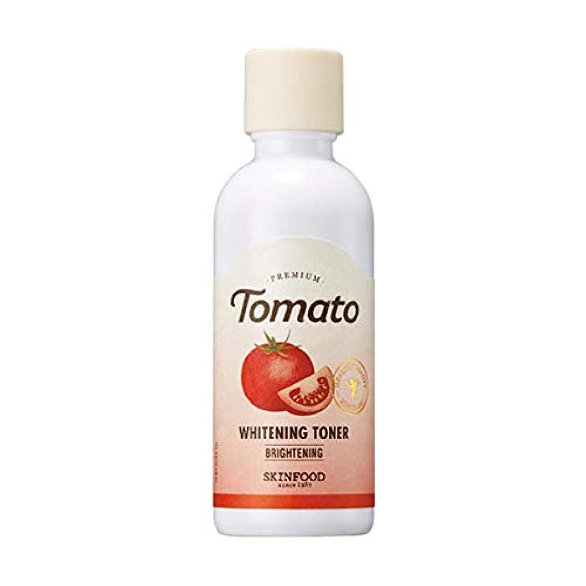 連結する封筒製作Skinfood/Premium Tomato Whitening Toner/プレミアムトマトホワイトニングトナー/180ml [並行輸入品]