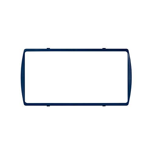 Simon 27904-34 - Pieza Intermedia 4 X 1/2 Modulo Azul