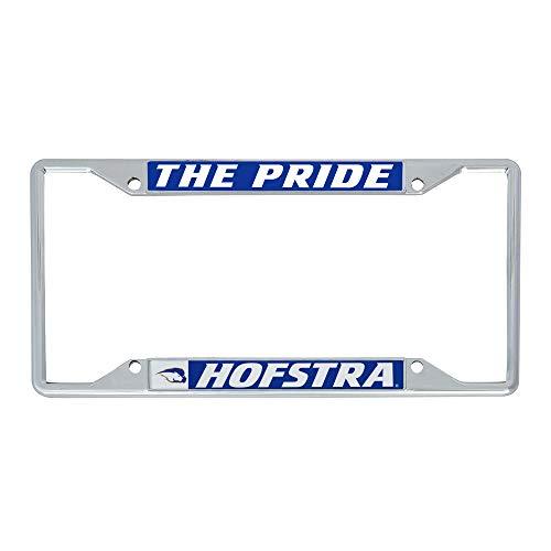 Desert Cactus Hofstra University Pride NCAA Metal License Plate Frame for Front Back of Car Officially Licensed (Mascot)
