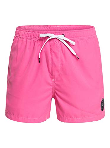 Quiksilver Everyday Shorts, Hombre, Carmine Rose, XL