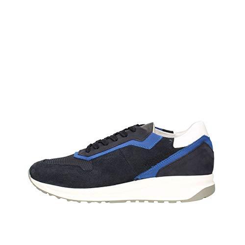 CESARE P. by Paciotti PITDT3220MSN212 Sneakers Uomo Blu 41
