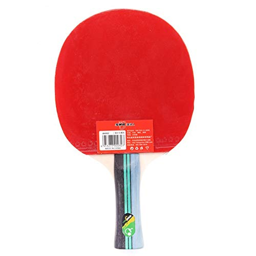 Fantastic Deal! HUATINGRHPP Ping Pong Ping Pong Paddle Table Tennis Bat for Family Activity, School ...