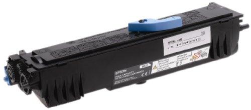 Epson C13S050521 - Cartucho de tóner para Epson AL-M1200, alta capacidad, negro