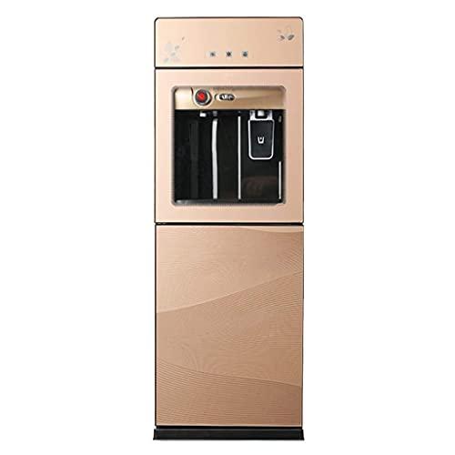Tyrant Gold Automático Nueva calefacción Sala de Estar Barril Agua Hogar Dispensador Vertical de Agua fría y Caliente Ahorro de energía Hogar