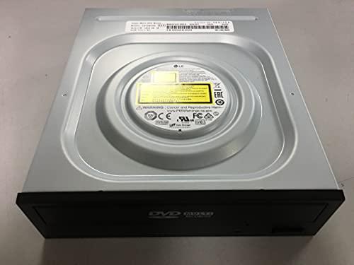 日立LGデータストレージ 24倍速対応スーパーマルチ内蔵DVDドライブ ブラック バルク (ソフト無し) GH24NSD0 DUP高耐久モデル