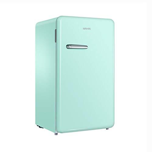 Refrigerador Compacto de Belleza Pequeño y Mediano de 93L, Refrigerador Doméstico, Temperatura Constante Inteligente de 10 °, Utilizado para Maquillaje y Cuidado de La Piel, Alimentos, Medicamentos