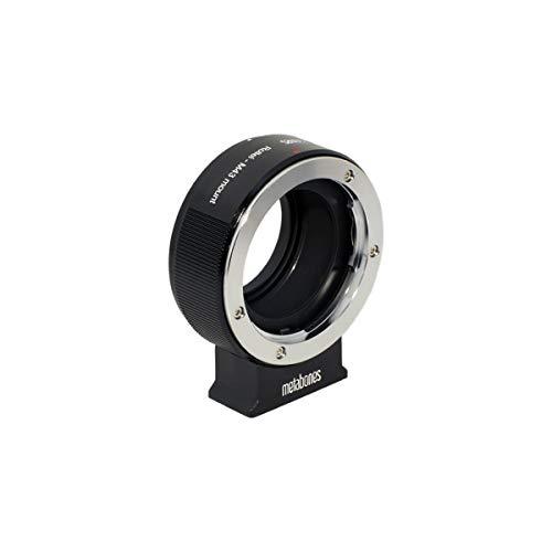 Metabones Adapter Rollei QBM an MFT
