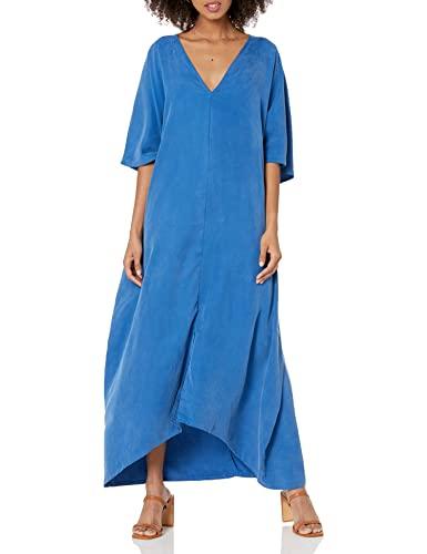 The Drop Women's @graceatwood Kaftan Midi Dress