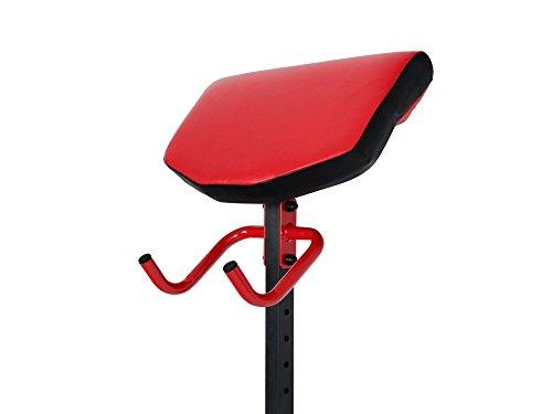 Curlpult MS-A101 für Hantelbank aus der Reihe Semi-Pro von Marbo Sport