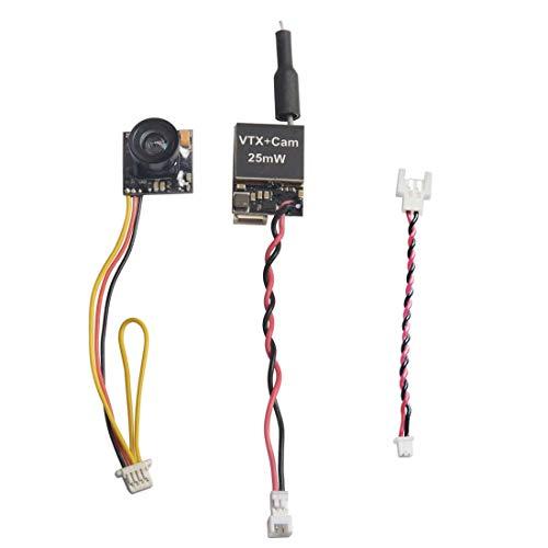 Sumicline H288 40CH 5.8G 25mW FPV Sender und Kamera für FPV Drone / RC Quadcopter / Mini Drone