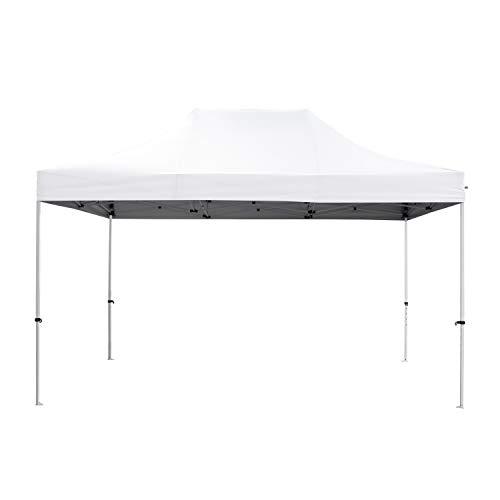 greaden Tent klaptafel wit 3 x 4,5 m Premium Light – Tube 32 mm uit – BÃ C 420D – Barnum inklapbaar – gr-1fa345420ao1
