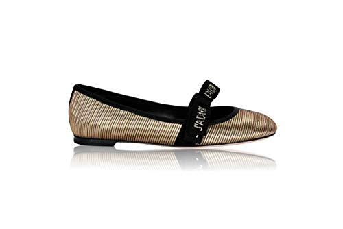 Dior Miss J'Adior Damenschuhe, Braun - bronze - Größe: 38.5 EU