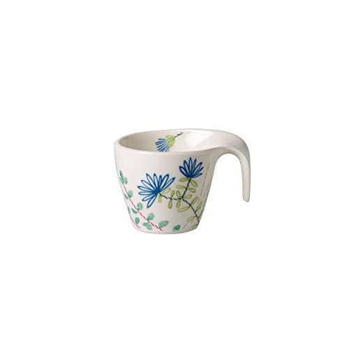 Villeroy & Boch 10-4245-1420 Flow Couture Obertasse, Premium Porcelain