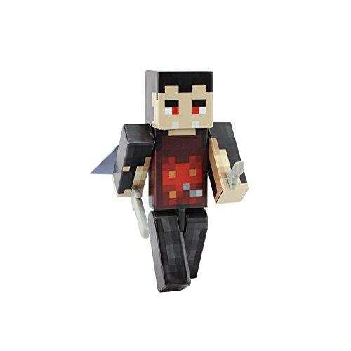 EnderToys Vampire Action Figure Toy, 4 Inch Custom Series Figurines
