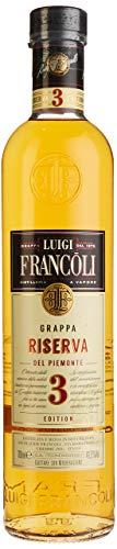 Luigi Francoli Grappa Riserva del Piemonte Edition 3 Jahre 41,5{bb5a39de5219ab1d073f4c78fb7406c7526e14f3aa9227266412bb811c5203ea} Vol. (1 x 0.7l)