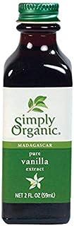 Simply Organic Vanilla Extract, Certified Organic | 2 oz