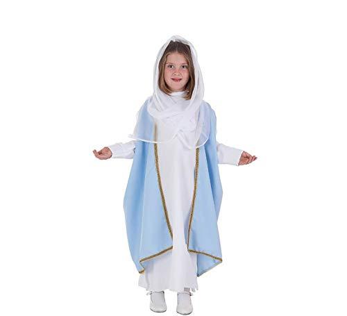 LLOPIS  - Disfraz Infantil Virgen t-2