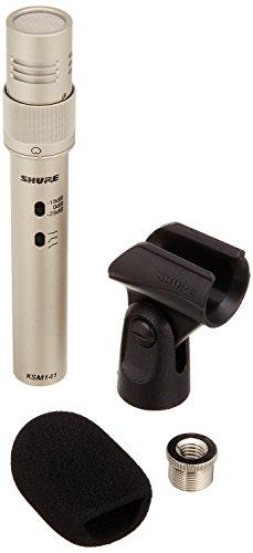 シュアー SHURE KSM141SL-X 楽器用コンデンサー型マイクロホン