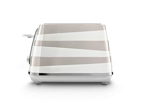 DeLonghi-Avvolta-CTA4003R-Herumwickeln-Design-Toaster-wei