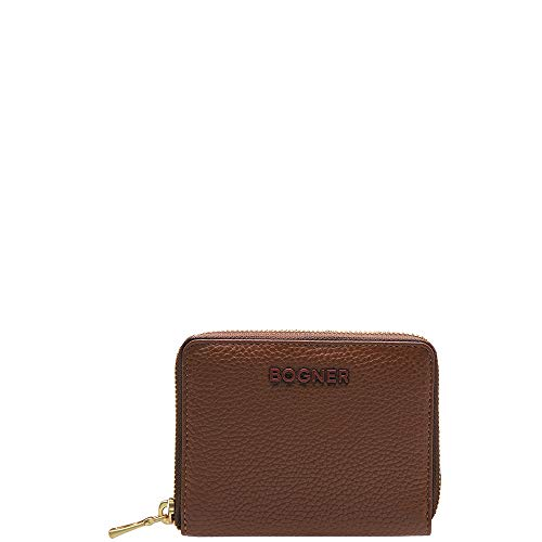 Bogner Damen norah ladies purse, Cognac, 12,8x10