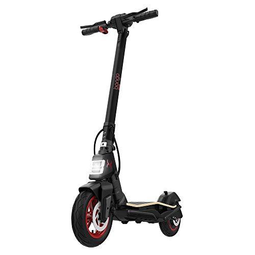 """Cecotec Patinete eléctrico Bongo Serie S Unlimited. Potencia máxima 750 W, Batería extraíble, Autonomía 45 Km, Ruedas antirreventón de 10"""""""