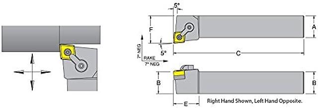 MWLNL 20-4D LH Toolholder