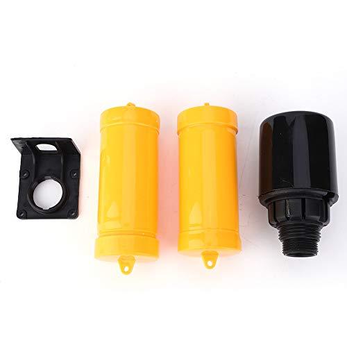 Controlador de nivel de agua fácil de instalar, 4 ° C ~ 80 ° C líquido sensor plástico hecho