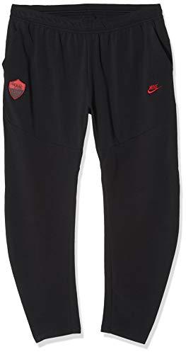 Nike A.S. Roma Tech Pack herenbroek zwart/team Crimson XXL