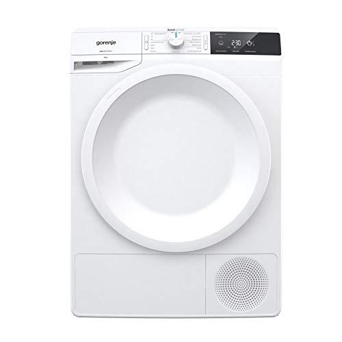 Gorenje DE 8B Kondenstrockner/ 8kg/ weiß/Energieeffizienzklasse B/AirRefresh/Energiesparmodus