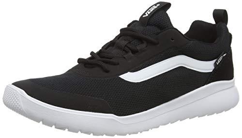 Vans Cerus RW, Sneaker Hombre, Negro ((Mesh) Black/White Isj), 42 EU
