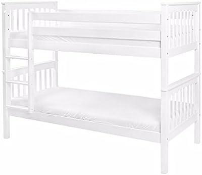 habeig Kinderbett Tipi mit Lattenrost 90x200cm Jugendbett
