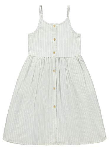 NAME IT Mädchen NKFFLAVIA Strap Dress Kleid, Dream Blue, 164