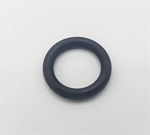 O-Ringe Gummi-Dichtungen EPDM Trinkwasser zugelassen -1/2 Zoll oder 3/4 Zoll - für alle Wasseranschlüsse, z.B. Gardena, etc. - Lebensmittelecht (5 Stück 1/2 Zoll 16x11mm (Ringdicke: 2,5mm))