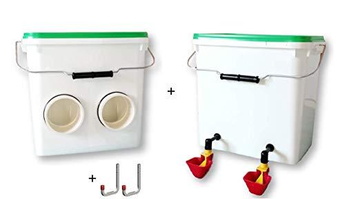 UpToDate Mangeoire Automatique de Poulet 7 kg avec...