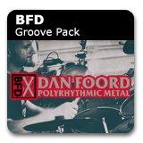 【国内正規品】fxpansion BFD3 Grooves : Dan Foord Polyrhythmic Metal