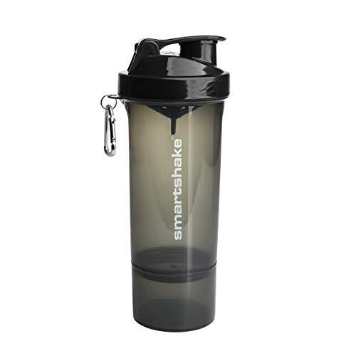SmartShake Shaker SS-SG 500 ml/18 oz Slim Poudre Noir