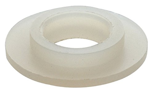 The Hillman Group 58204 0.375 x 0.174-Inch Nylon Shoulder Washer, 25-Pack