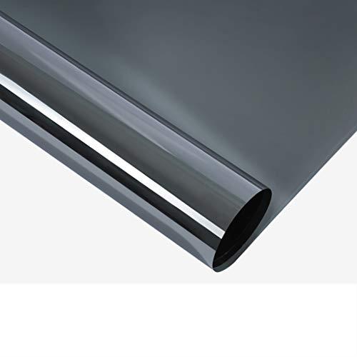 Raamfolie voor eenmalig gebruik zonnecrème isolatie film huis balkon keuken glas film slaapkamer raam black-out sticker venster sticker