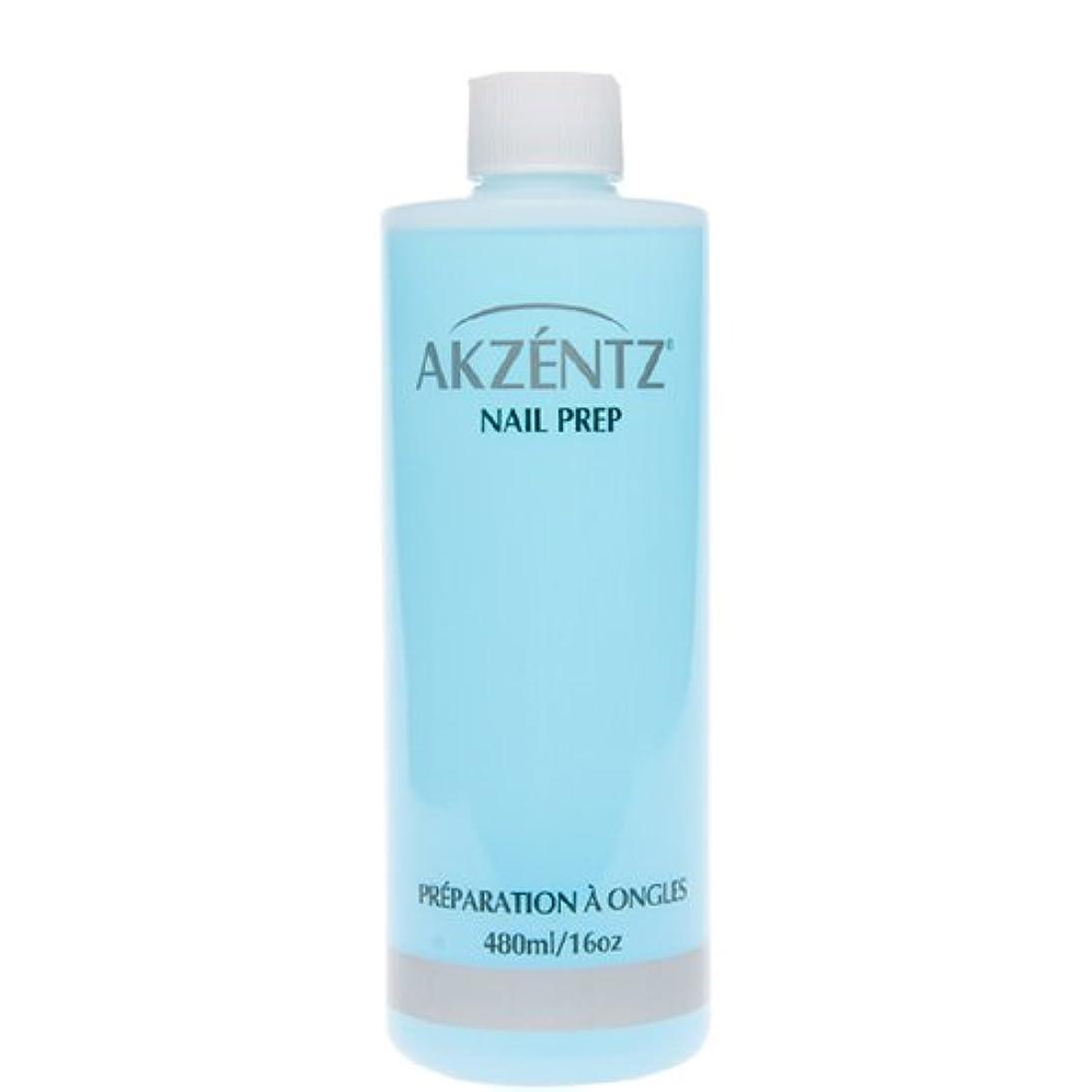 部屋を掃除する出します却下するアクセンツ(AKZENTZ) ネイルプレップ 480ml